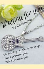 Waiting for you (ONHOLD) by Cheeneille