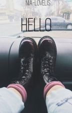 Hello || Hey Violet AU by szataniaenea