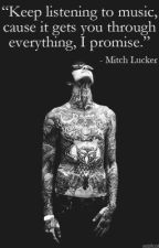 My english Essay about Mitch Lucker by DetectiveChair
