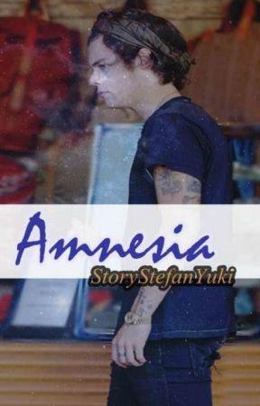 Amnesia [Harry-Yuki] by StoryStefanYuki