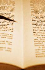 Un espíritu lleno de letras. by insomnioLVTS