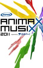 ANIMAX MUSIX by Noire_Blanc