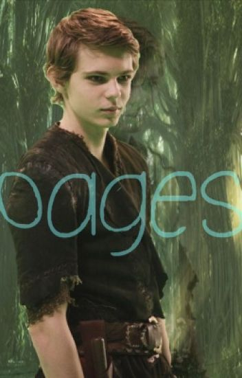 Pages (Robbie Kay x Reader)