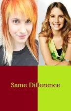 Same Difference (Watty 2013) by sleepy_kittens