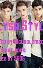 'Elysa Styles' Inspired by 'Adopted by 5SOS by RheaLareina