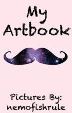 My art book by nemofishrule