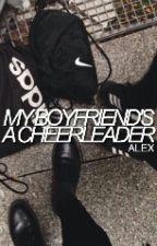 my boyfriend's a cheerleader 》muke au by alexannihilate