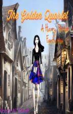 The Golden Quartet-A Harry Potter Fanfiction by xbookworm2002x