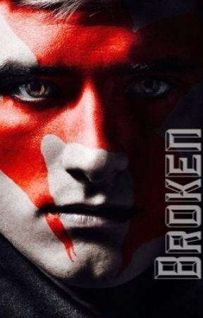 Broken (Peeta Mellark Fanfiction) by lebookqueen