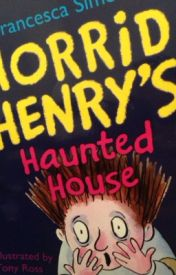 Horrid Henry and the Comfy Black Chair ( + other stories ) by hatman123