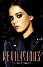 Devilicious | Kai Parker || HIATUS by clowaesthetic