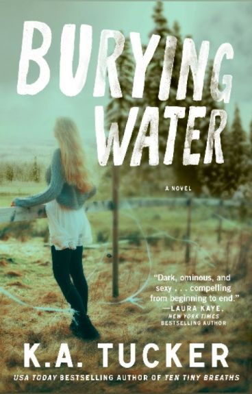 Burying Water by katucker