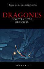 DRAGONES: LANCE Y LA PIEDRA MISTERIOSA by Sayaka_14
