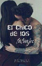 El Chico De Los Tatuajes  by noemagenta