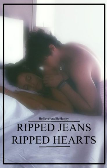 ripped jeans, ripped hearts // hood [ASKIDA]