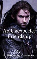 An Unexpected Friendship. by bluemoonwolfwarrior
