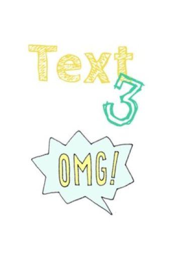 Text 3  |  h.s  [ Terminée ]