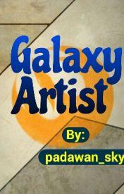 Galaxy Artist by padawan_skywalker