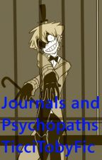 Journals and psychopaths.(A Gravity Falls fanfic) by Fictionaria