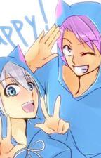 Natsu and Lisanna 2 by Nali4ever