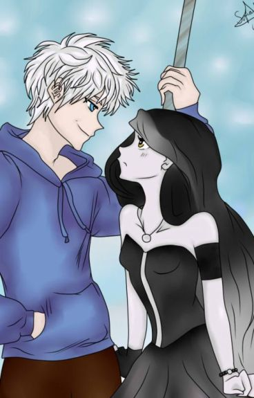 Because the moon told me... (Jack Frost x ____)