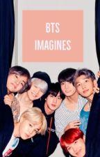BTS Imagines by fionacorderox