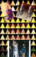 Being Kids Of Nicki Minaj And Meek Mill by wJaiiw