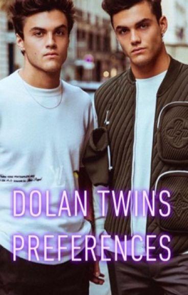 Dolan Twins Preferences