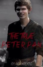 the true Peter Pan by nevxrlxnd