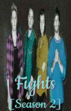 Fights [[Larry]] [[Nosh]] [[Ziam]]  [[Season 2]] by INeedOppa