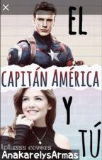 El Capitán América y Tú ©  by AnakarelysArmas