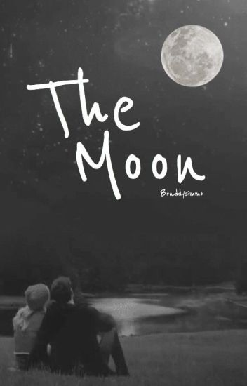 The Moon // bradley simpson