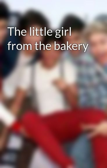 The little girl from the bakery by kaykays