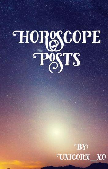 Horoscope Posts✨