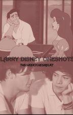 Larry Disney One Shots by thecheekychesirecat