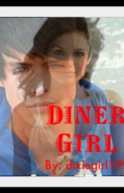 Diner Girl by dixiegirl1993