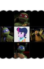 TWILIGHT'S DESTINY TO BE WITH TMNT AND MLPEG STORY by jinggaybellemom