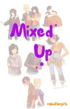 Mixed Up (Percy Jackson Fanfiction) by rabidfangirls