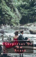 Surpresas de Um Acaso - Trilogia Surpresas/Livro 2 (Completo) by ElisaAlvessj