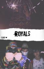 royals ♡ m.espinosa by lifeasclaire