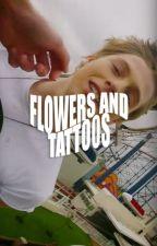flowers and tattoos ❀ muke by mukeyhemmo
