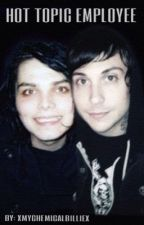 Hot Topic Employee (Frerard) by xmychemicalbilliex