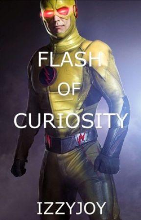 Flash of Curiosity (Book Two) by IzzyJoy