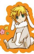 Easter (sasunaru) by twixycookie