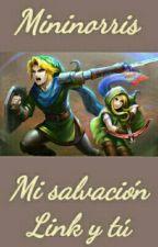 Mi salvación (Link y tú) (OoT) by mininorris