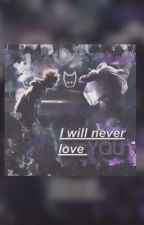 I will never love you || Tardy by chandreams