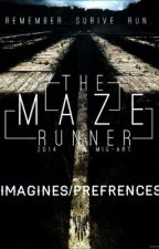 Maze Runner | Scorch Trials Imagines/Preferences {requests closed} by Phantomhive_wtf