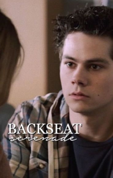 backseat serenade ; stilinski