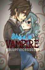 She's a Vampire [H.A.V. SEQUEL - Gruvia/NaLu] ✔ by parkjiminswings