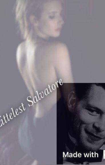 The littelest  salvatore (klaus mikaelson love story )